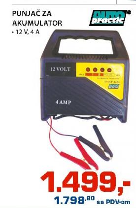 Punjač za akumulator