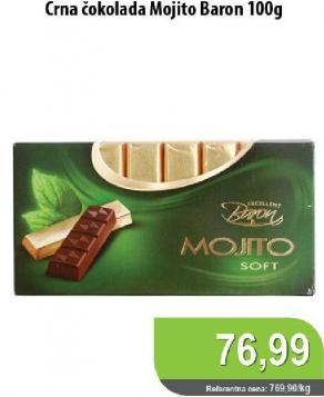 Čokolada mojito