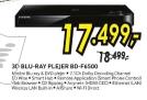 3D Blu-Ray Player BDF6500