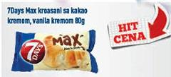 Kroasan Max vanila
