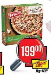 Smrznuta pizza quattro formaggi