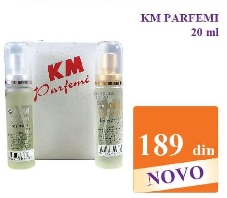 Flert parfemi