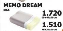 Jastuk Memo Dream
