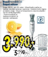 Štapni mikser MSM 66110