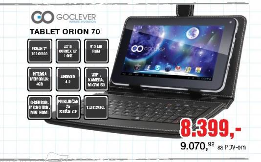 Tablet Orion 70