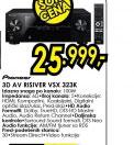 AV risiver VSX-323-K