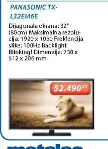 Televizor TXL32EM6E