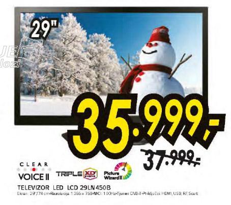 LED televizor 29LN450B