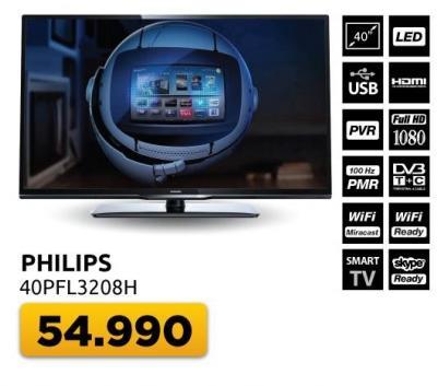 "Televizor LED 40"" 40pfl3208h"