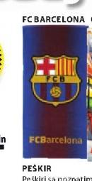 Peškir FC Barcelona