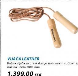 Vijača Leather