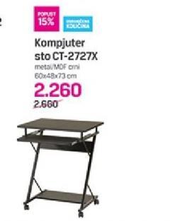 Kompjuter sto CT-2727X