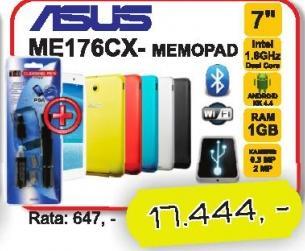 Tablet Memo Pad ME176CX