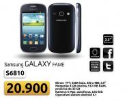 Telefon mobilni S6810 Galaxy Fame