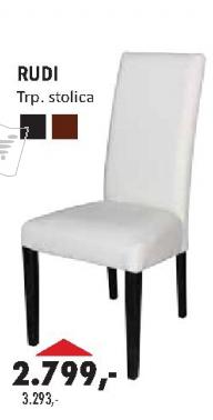Trpezarijska stolica Rudi