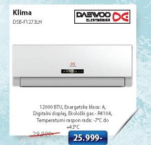 KLIMA DSB-F1273LH