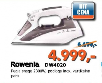 Pegla DW4020