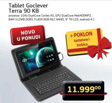 Tablet Terra 90 KB