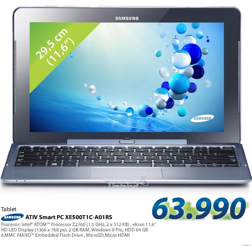 Laptop računar XE500T1C-A01RS