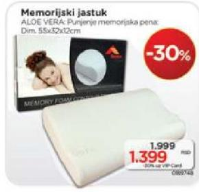 Jastuk memorijski
