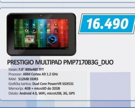Tablet MultiPad PMP7170B3GUK/7""