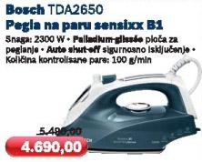 Pegla na paru Tda2650