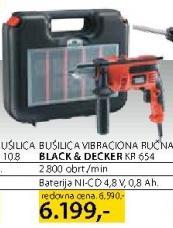 Vibraciona Bušilica Kr 654