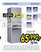 Frižider kombinovani WBV 3399 NFC