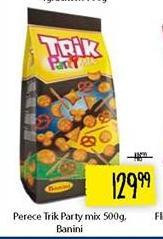 Snek party mix