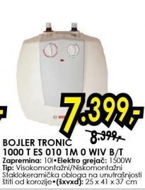 Bojler Tronic 1000t Es 010 1m 0 Wiv B/T