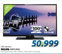 LED televizor  40PFL3008