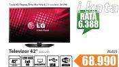 """Televizor TV 42"""" LED Smart LG 42LN570S"""
