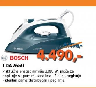 TDA2650 pegla na paru