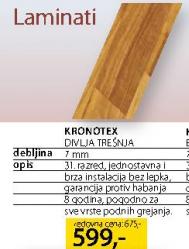 Laminat divlja trešnja, Kronotex
