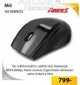 Miš AXWM653