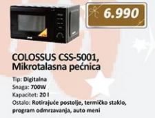 Mikrotalasna CSS-5001
