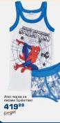 Atlet majica za dečake Spiderman