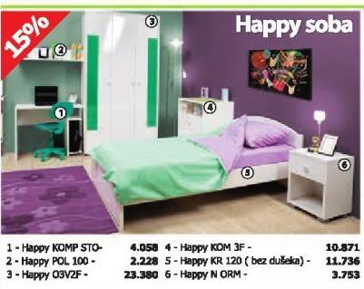 Krevet Happy Kr 120