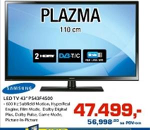"LED TV 43""PS43F4500"