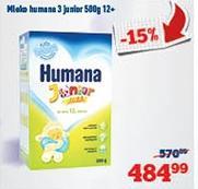 Mleko za bebe Junior