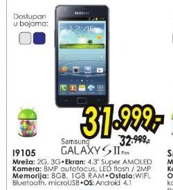 Mobilni telefon Galaxy S2 Plus I9105