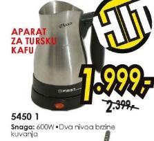 Aparat za tursku kafu 5450 1