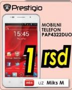 Mobilni telefon Pap4322duo
