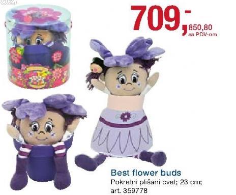 Igračka Best Flower Buds