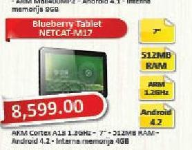 Tablet NETCAT-M17
