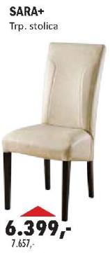 Trpezarijska stolica Sara+