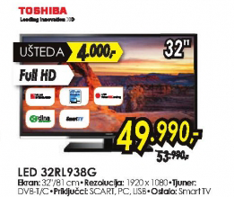 Televizor LED LCD 32RL938G