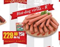 Viršla Hot Dog