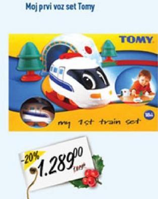 Igračka voz