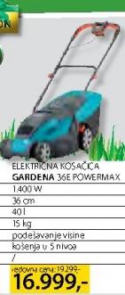 Električna kosačica 36E POWERMAX